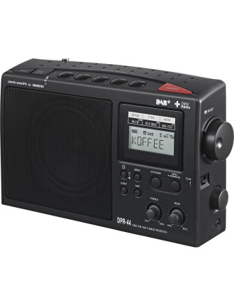 Dab+/Fm/Am 3 Band Radio
