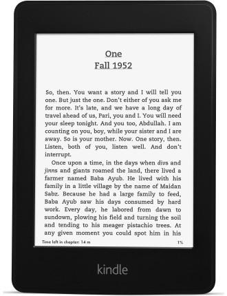 Kindle Wifi Paperwhite 4GB