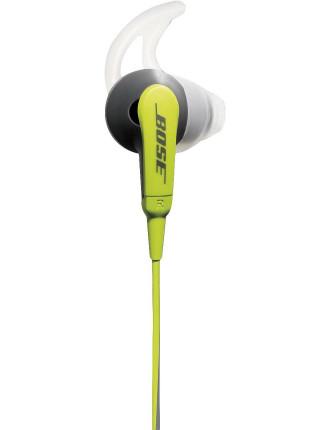 Bose Soundsport In-Ear Headphones - Green