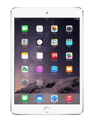 iPad mini 3 Wi-Fi + Cellular 16GB - Silver