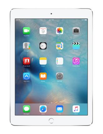 iPad Air 2 Wi-Fi + Cellular 64GB - Silver