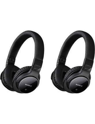 Sony Noise Cancelling Headphones 2 For 1