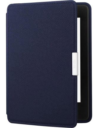 Kindle Paperwhite Leather  Blu