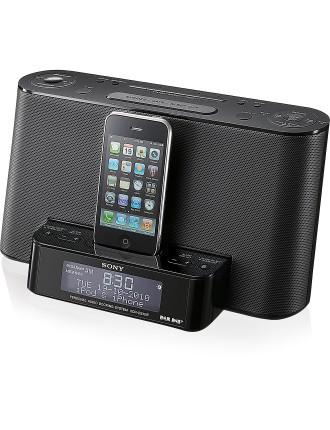XDRDS12IP DAB+ iPod Dock