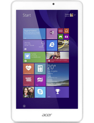 Acer W1-810 32gb Win 8 Tablet