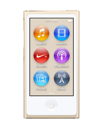 iPod Nano 16gb - Gold