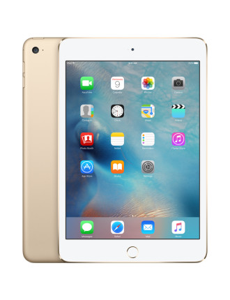iPad mini 4 Wi-Fi 64GB Gold