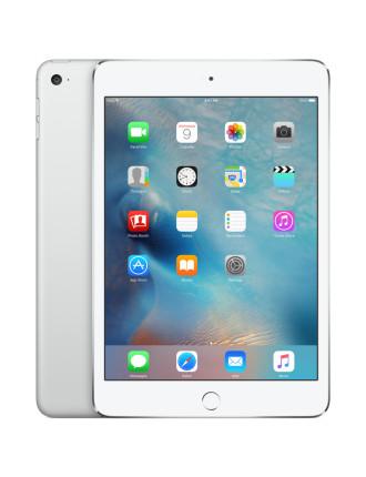 iPad mini 4 Wi-Fi 64GB Silver