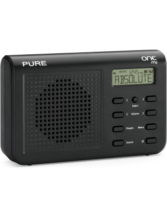 One Mi DAB+ Digital Radio