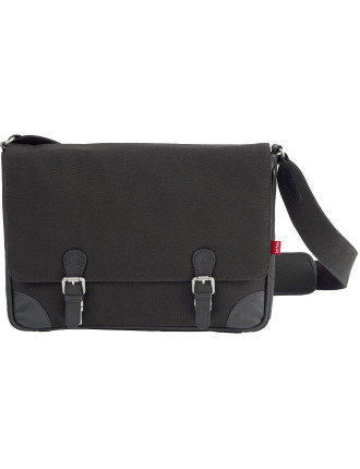 Messenger Satchel For Most 13' Notebooks