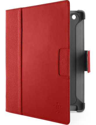 Verve Leather Folio with Stand for the New iPad