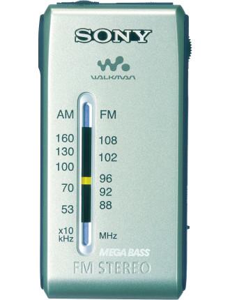 Radio Walkman SRFS84C