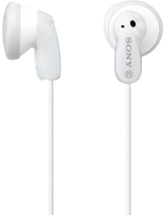 MDRE9LPWI Entry in Ear Headphone