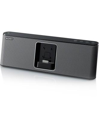RDPM15IP Portable Speaker Dock