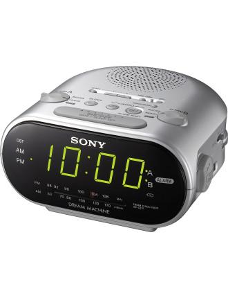 ICFC318S Dual Alarm Clock Radio