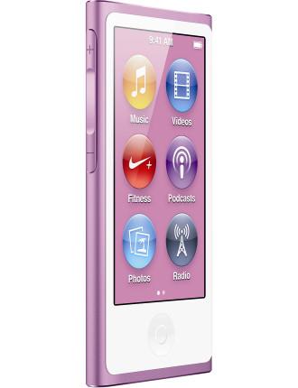 iPod nano 16GB Purple