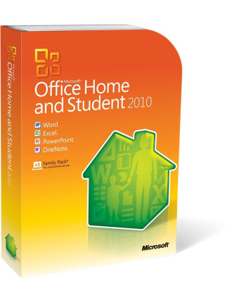 Office Home and Student 32Bit X64 English International DVD