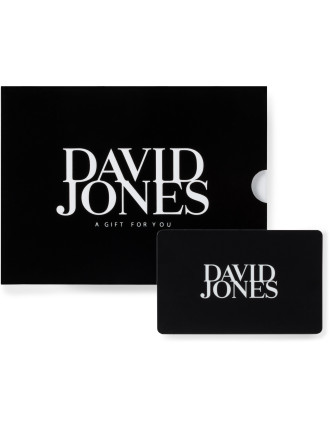 Classic Gift Card - Black