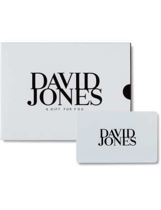 Classic Gift Card - White
