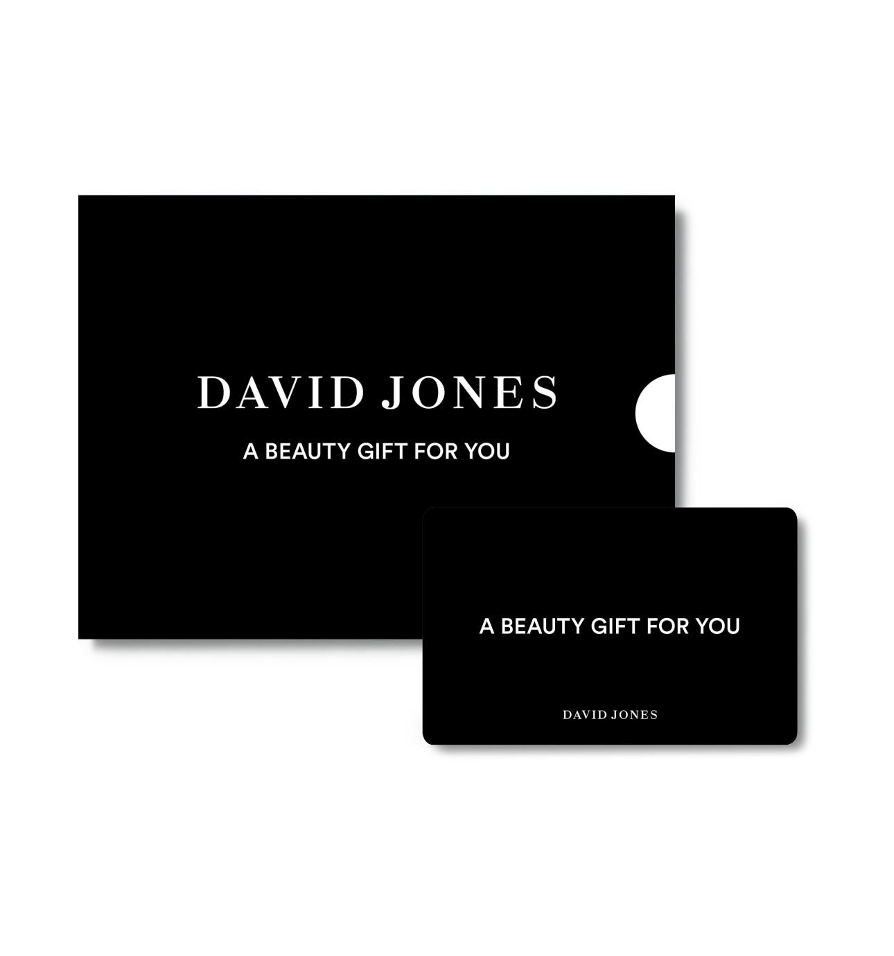 David Jones Beauty Gift Card