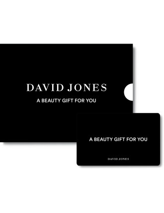 David Jones Beauty Gift Card