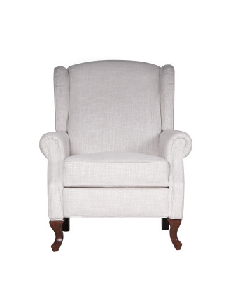 Abby Fabric Armchair