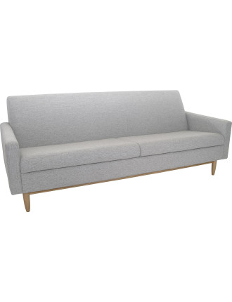 'Claremont' 3-Seat Fabric Sofa