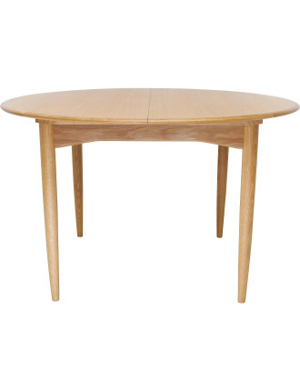 'Albany' Round Extension Dining Table