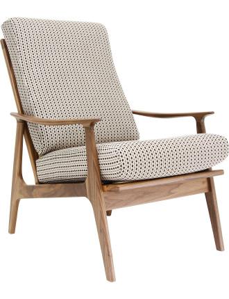 'Nowra' Fabric Armchair