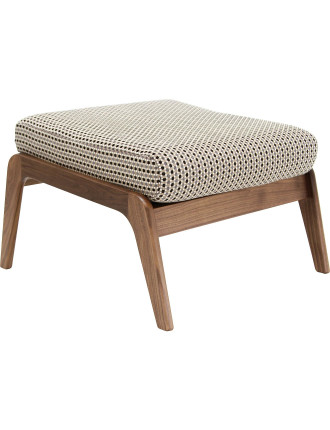 'Nowra' Fabric Footstool