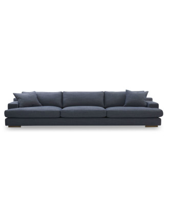 'Chadly' 3.5-Seat Fabric Sofa