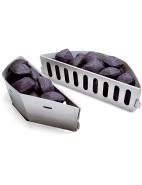 Charcoal Baskets - Pair $34.95