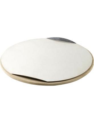 Family Q (Q200/Q300) Pizza Stone (36.5cm)