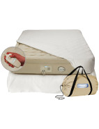 Platinum Raised Inflatable Mattress Single Size $329.00