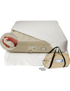 Platinum Raised Inflatable Mattress Double Size $399.00