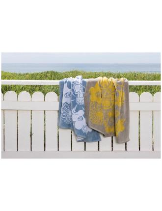 Raratonga Beach Towel