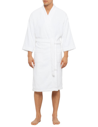 Ultra-Light Luxury Bathrobe-S/M
