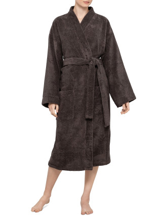 Ultra-Light Luxury Bathrobe-L/Xl