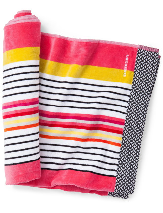 Mozambique Beach Towel