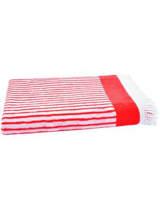 The Pass Beach Towel