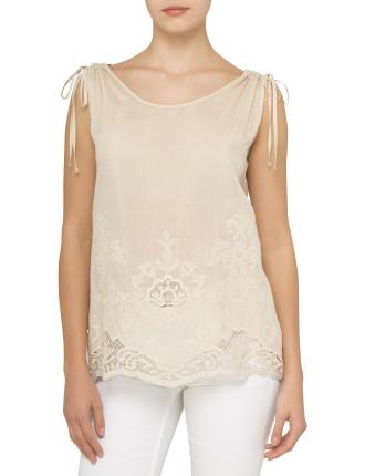 Cotton Silk Top