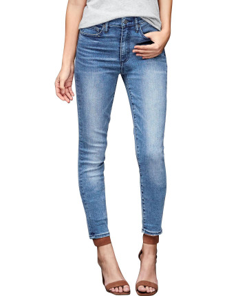 Stretch 1969 True Skinny High Rise Jeans