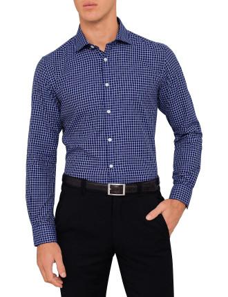 Slim Grid Shirt