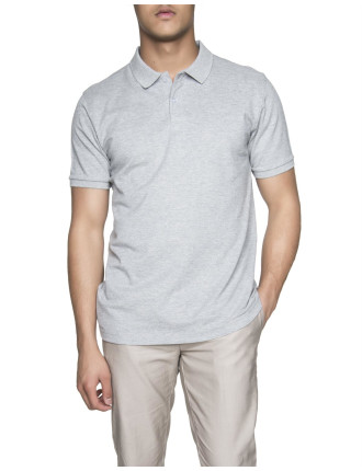 UPF 40 Cotton Golf Shirt