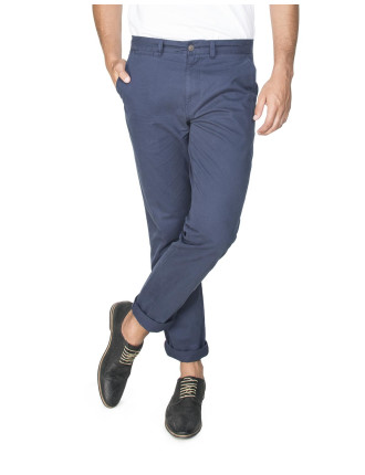 Slim Fit Organic Cotton Chinos