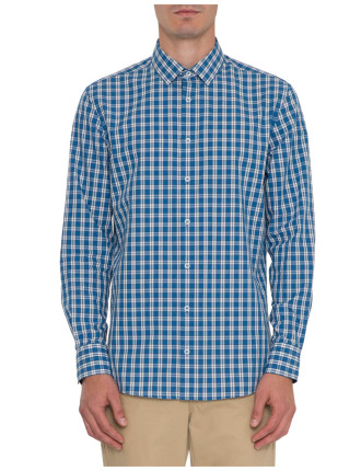 3 Colour Big Check Shirt