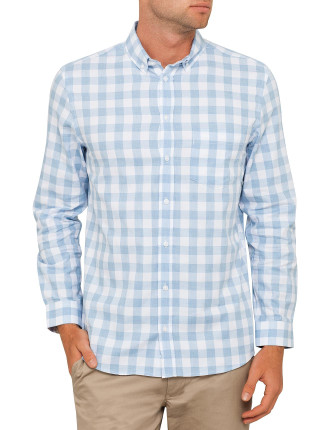 Jimmy Block Check Shirt