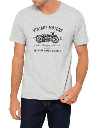Motor Graphic Tee