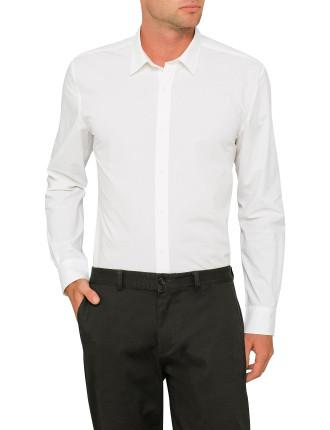 Smart Poplin Shirt