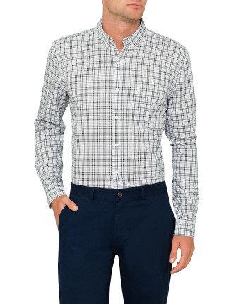 Casual Multi Check Shirt
